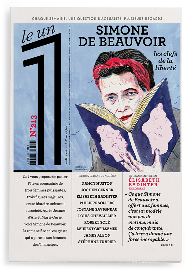 Simone de Beauvoir, les clefs de la liberté