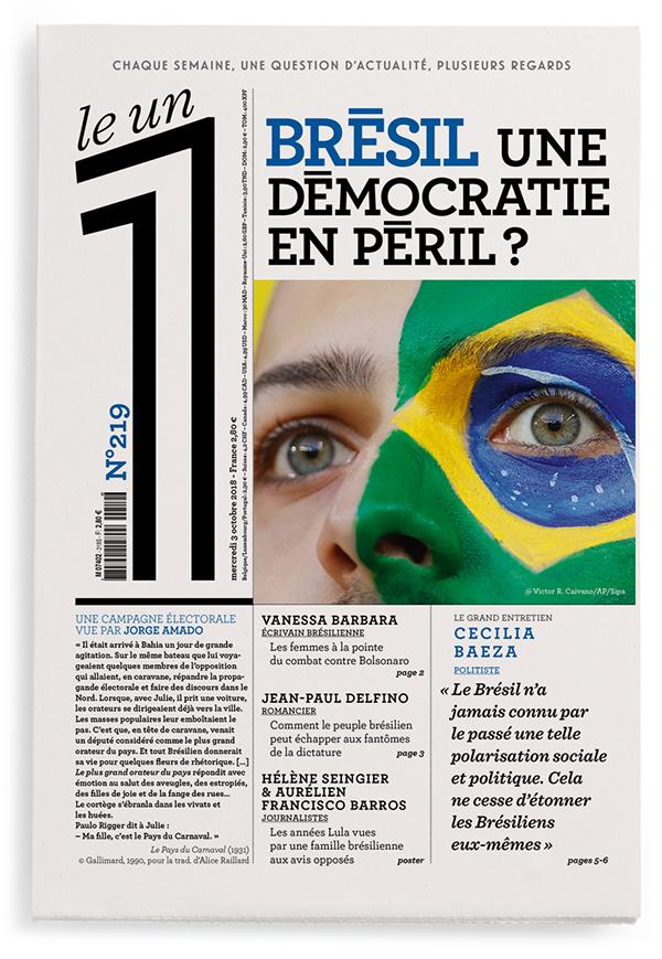 Brésil : une démocratie en péril ?