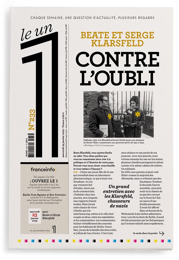 Beate et Serge Klarsfeld : contre l'oubli