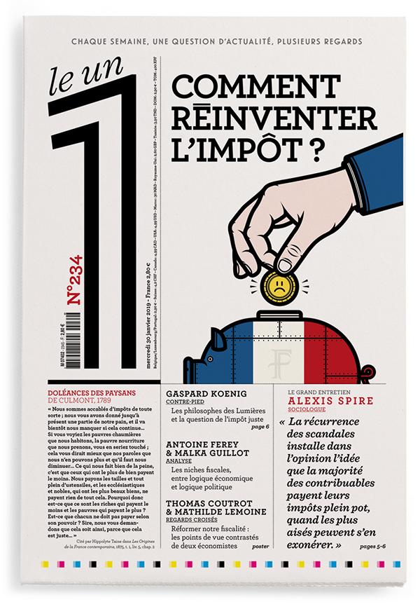 Comment réinventer l'impôt ?