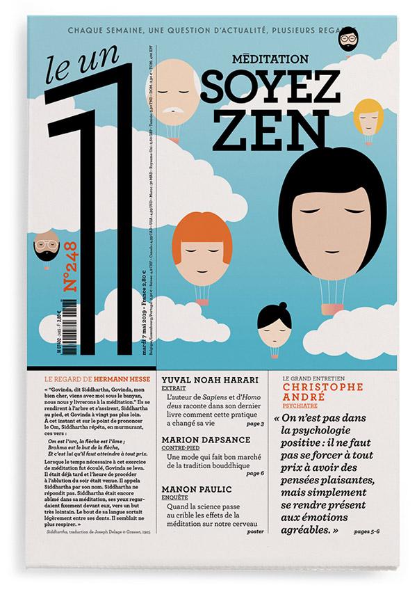 Méditation : soyez zen