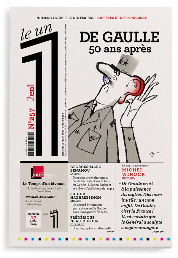 De Gaulle, 50 ans après
