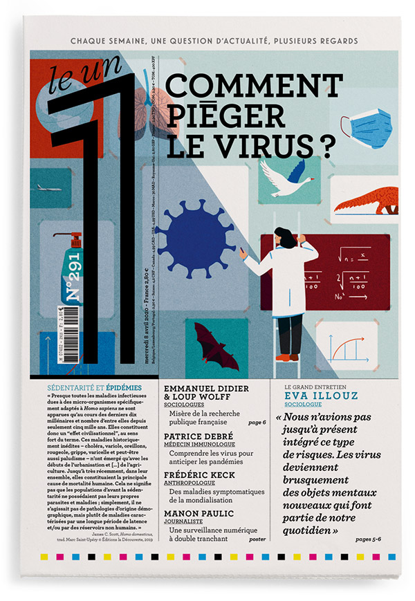 Comment piéger le virus ?