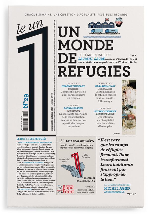 Un monde de réfugiés