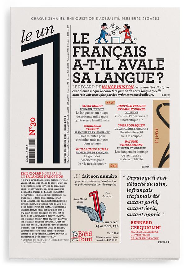 Le français a-t-il avalé sa langue ?