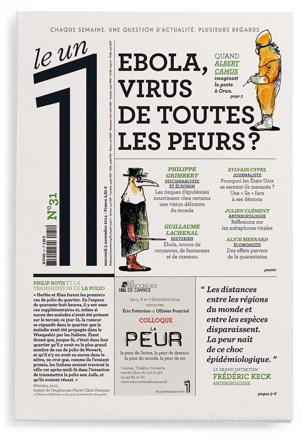 Ebola, virus de toutes les peurs ?