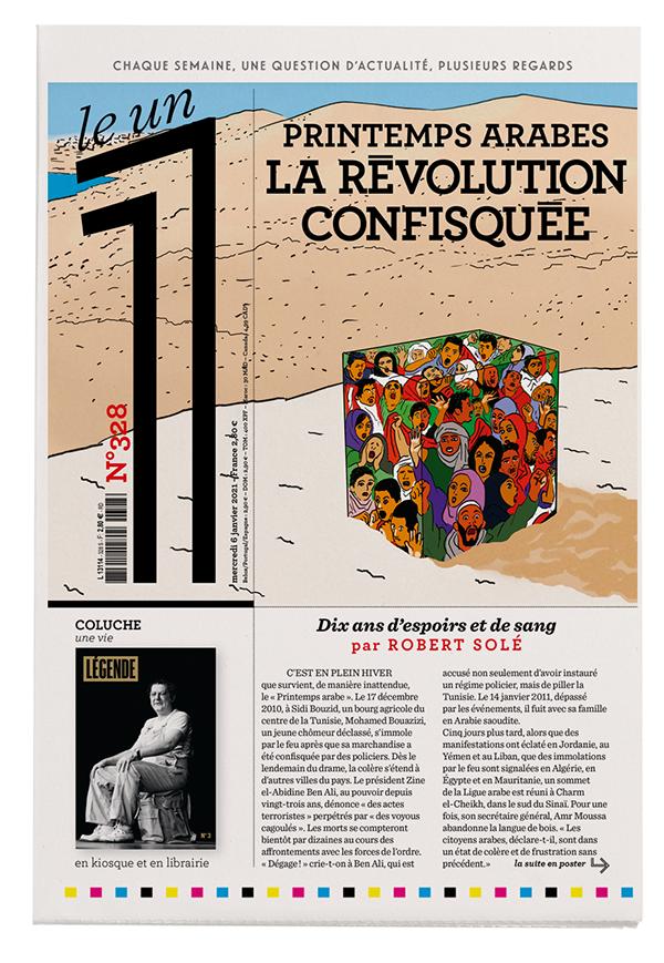 Printemps arabes : la révolution confisquée