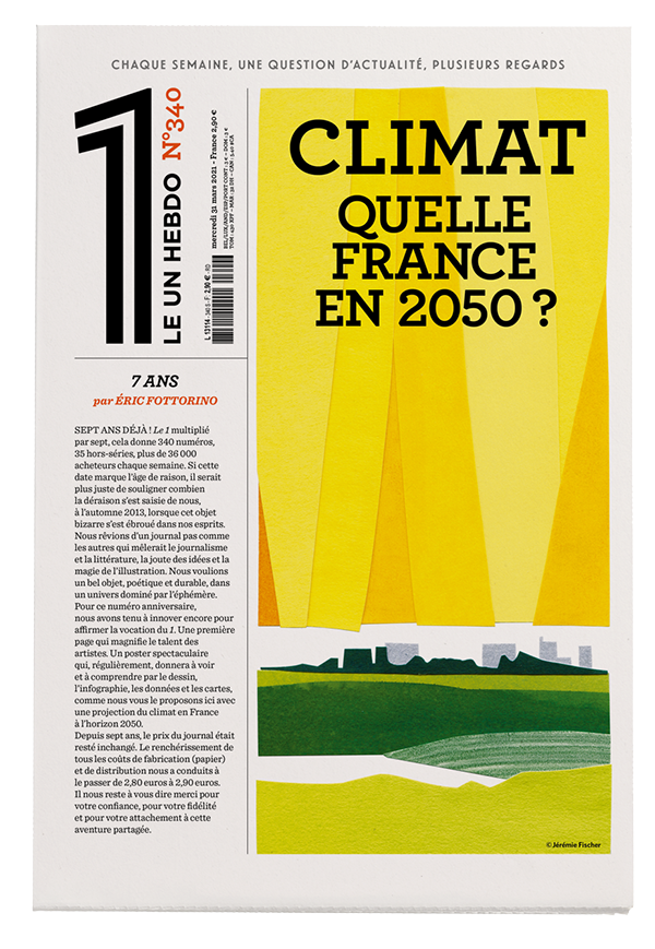 Climat : quelle France en 2050 ?