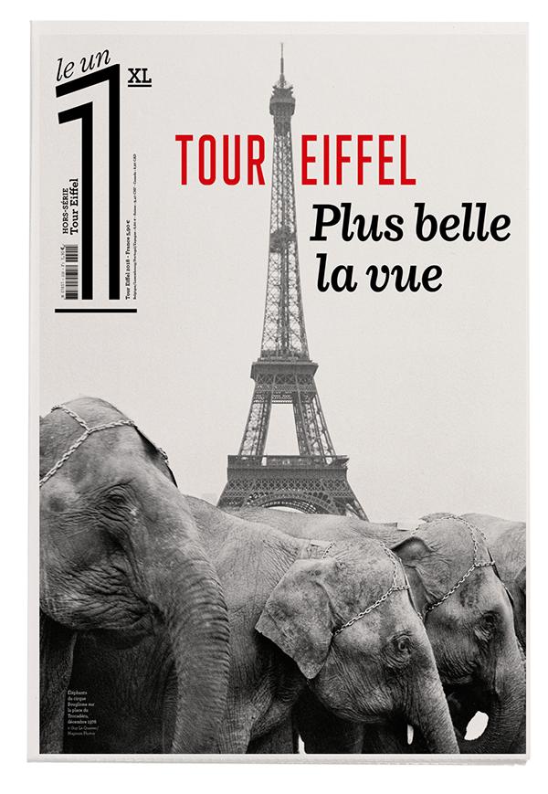 Tour Eiffel, plus belle la vue