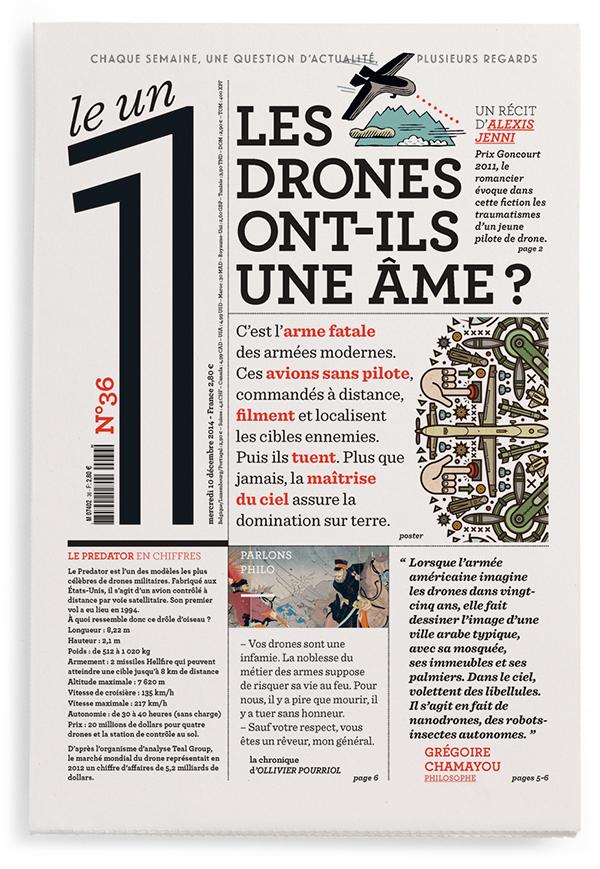 Les drones ont-ils une âme?