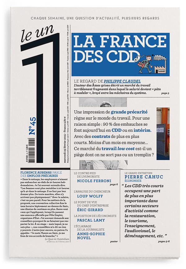 La France des CDD