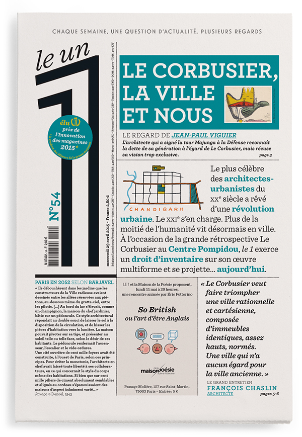 Le Corbusier, la ville et nous