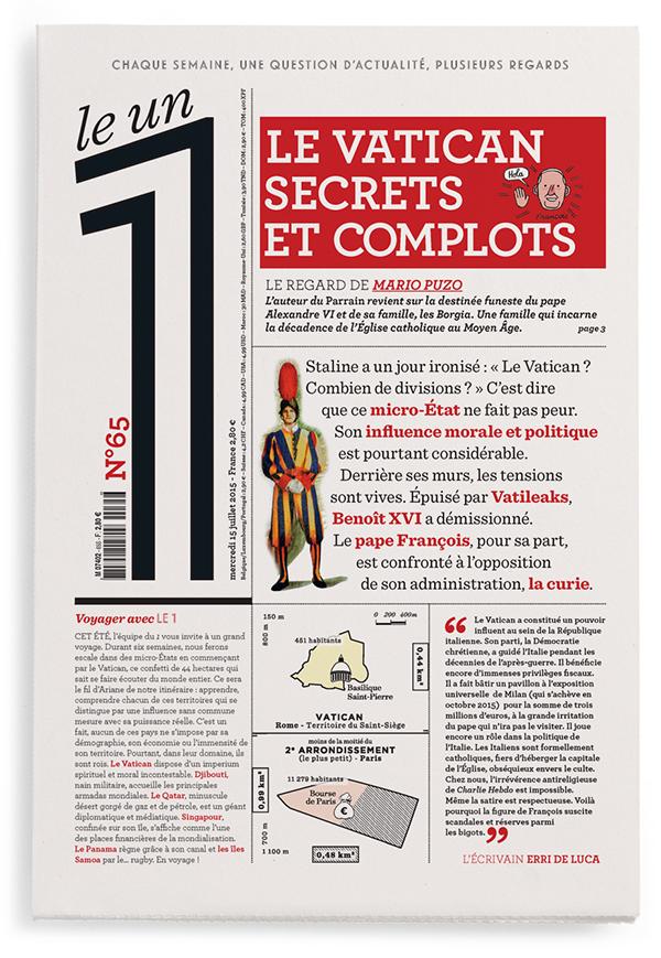 Le Vatican, secrets et complots