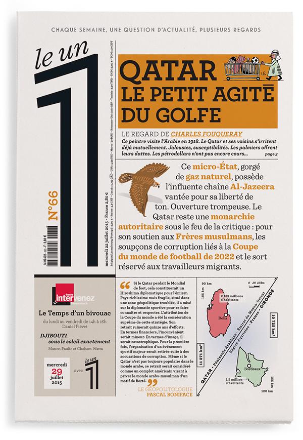 Qatar, le petit agité du Golfe
