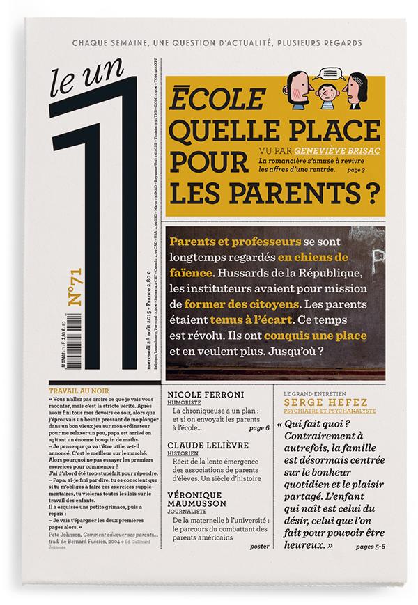 École, quelle place pour les parents ?
