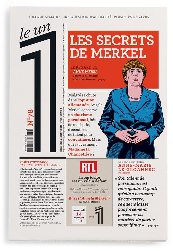 Les secrets de Merkel