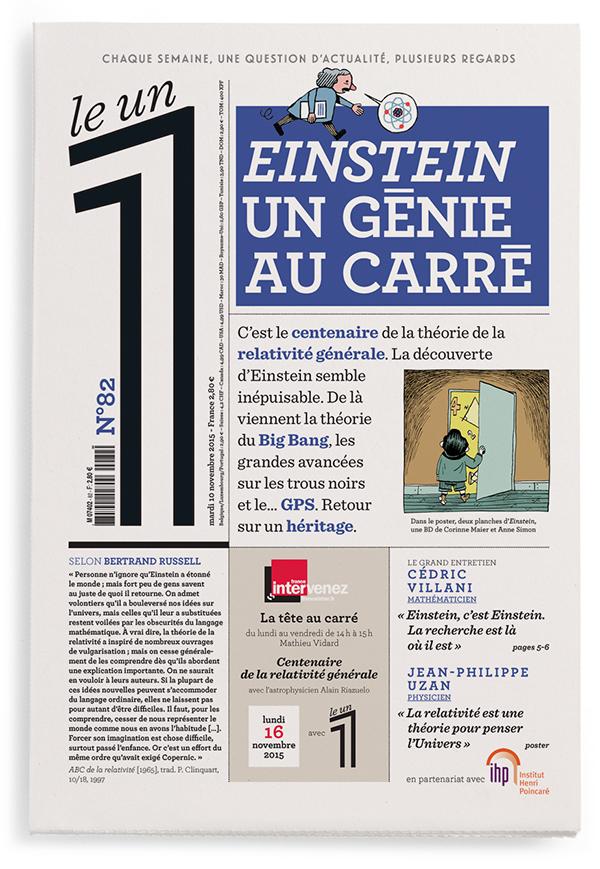 Einstein : un génie au carré