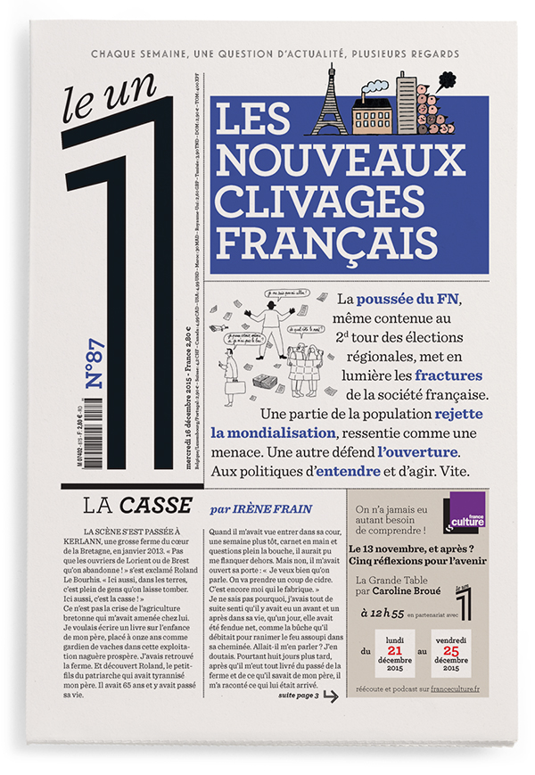 Les nouveaux clivages français