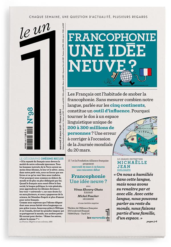 Francophonie, une idée neuve ?