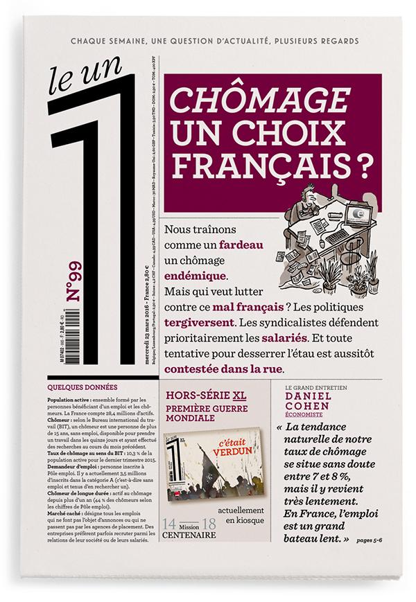 Chômage, un choix français ?