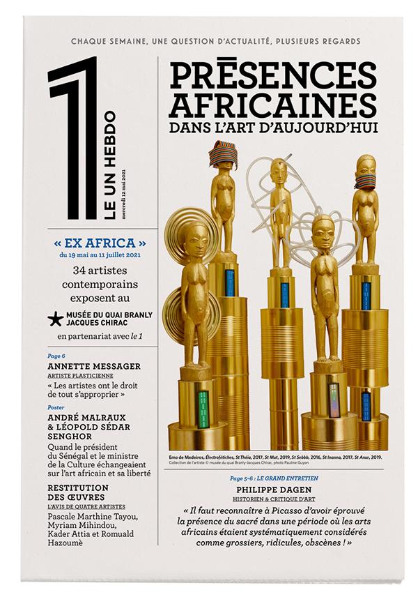 Présences africaines dans l'art d'aujourd'hui