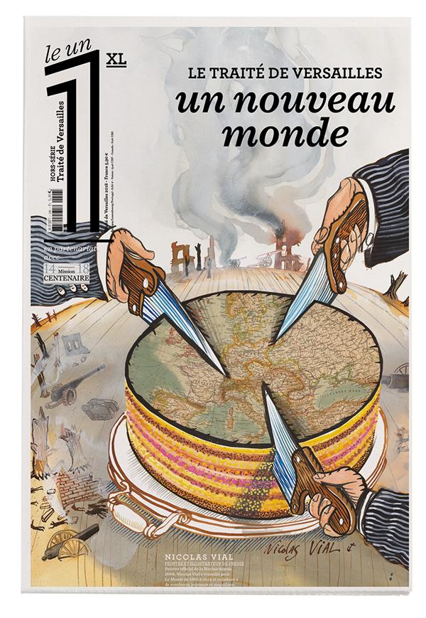 Traité de Versailles : un nouveau monde