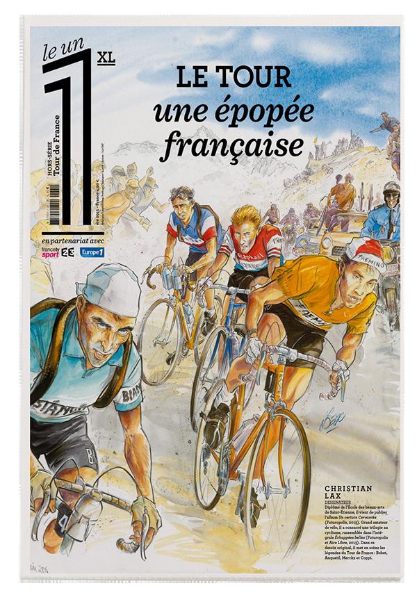 Le Tour, une épopée française