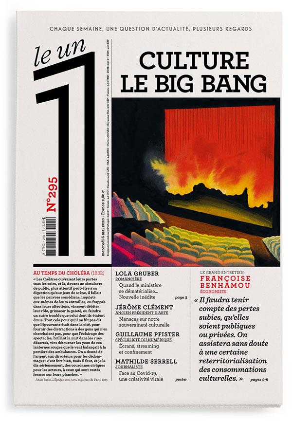 Culture, le Big bang