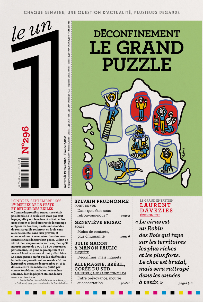 Déconfinement : le grand puzzle