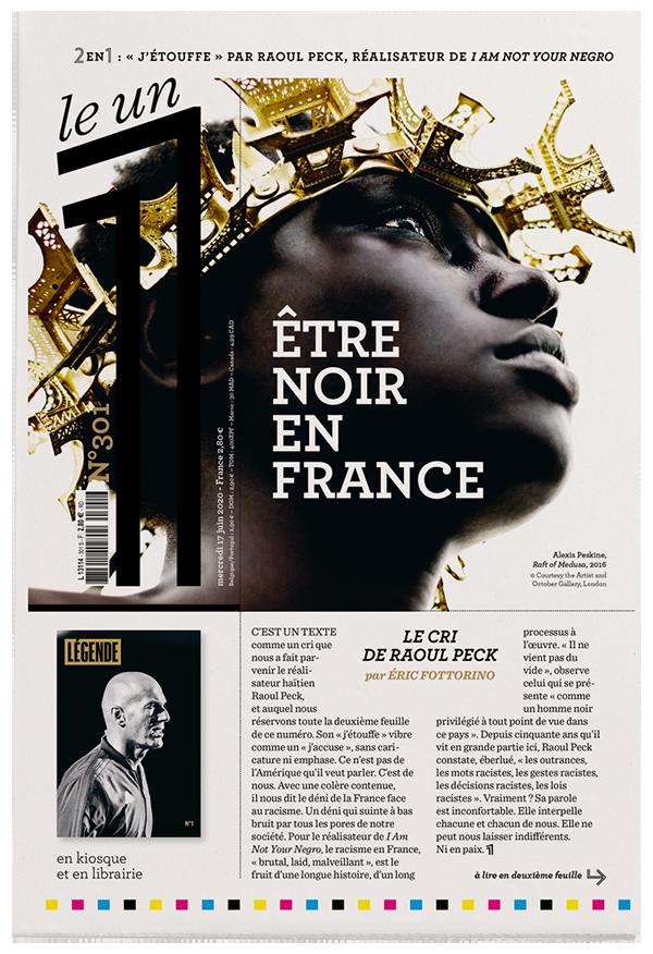 Être noir en France
