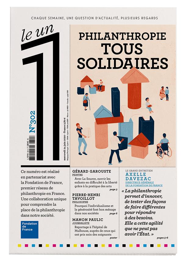 Philanthropie : tous solidaires