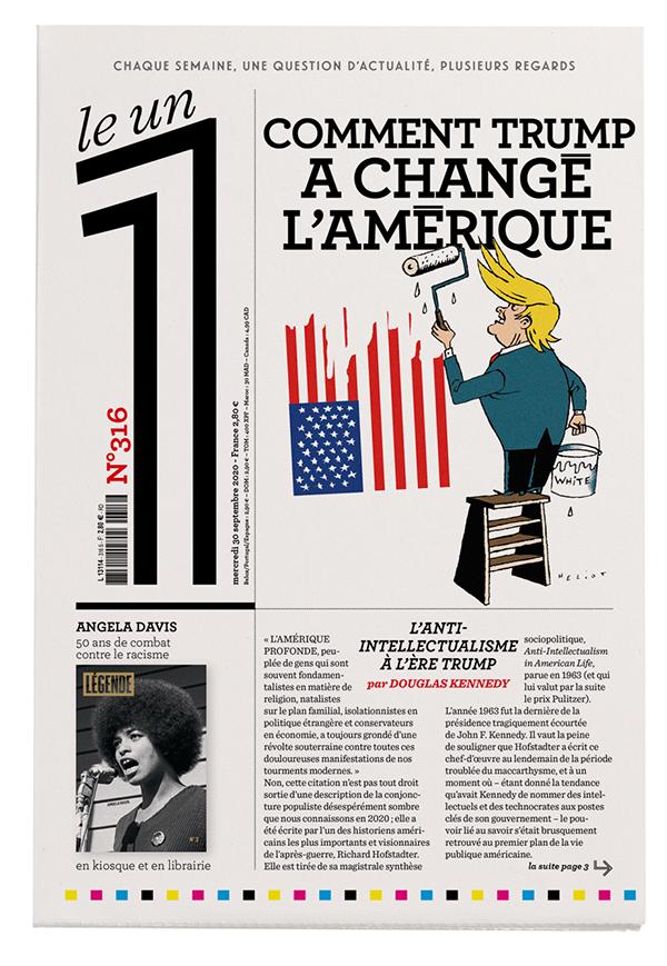 Comment Trump a changé l'Amérique