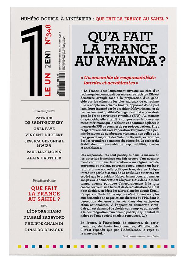 Qu'a fait la France au Rwanda ?
