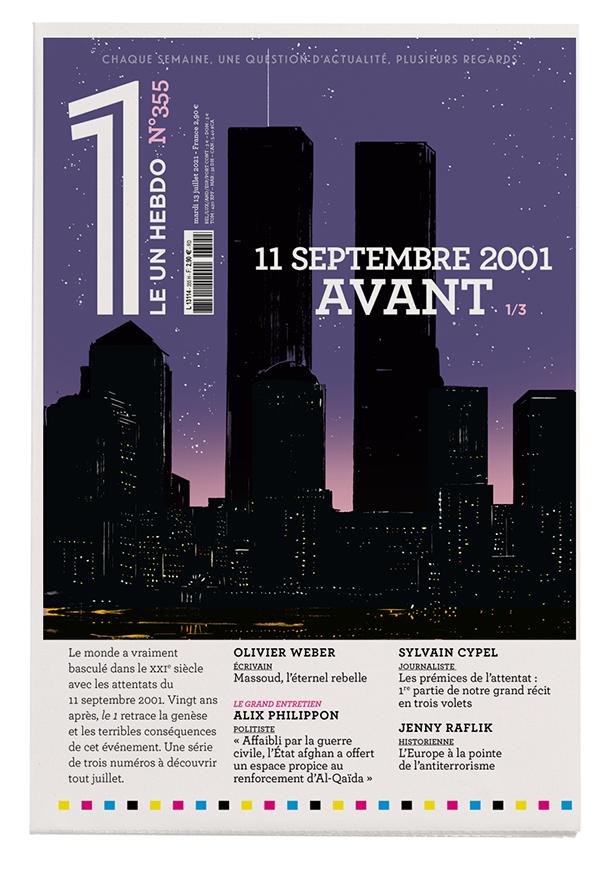 11 septembre 2001 : avant