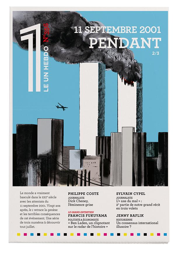 11 septembre 2001 : pendant