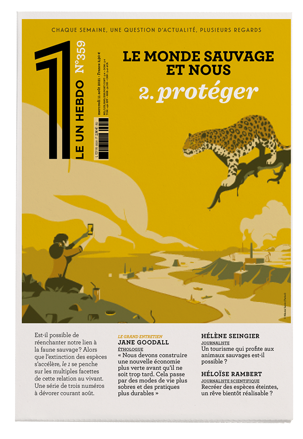 Le monde sauvage et nous : protéger