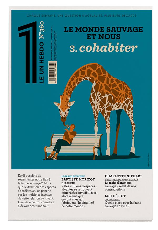 Le monde sauvage et nous : cohabiter