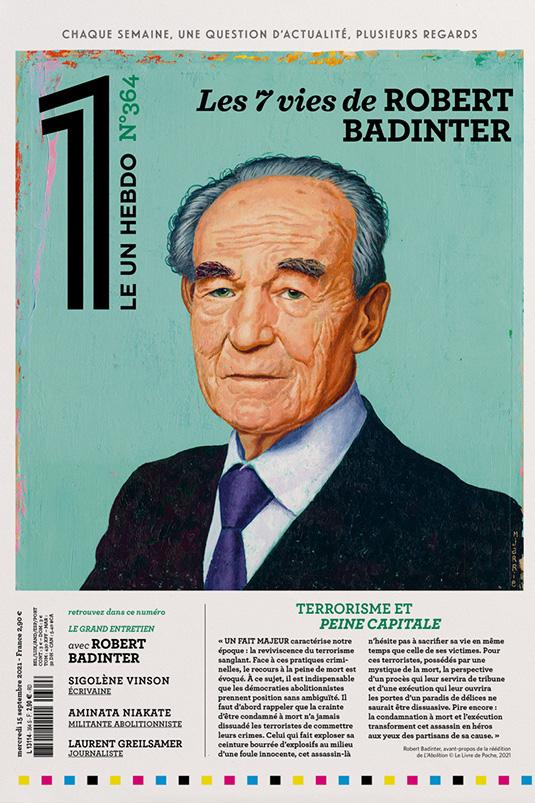 Les 7 vies de Robert Badinter