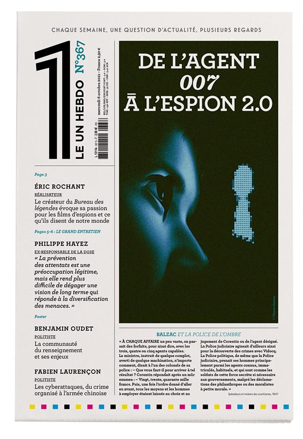 De l'agent 007 à l'espion 2.0