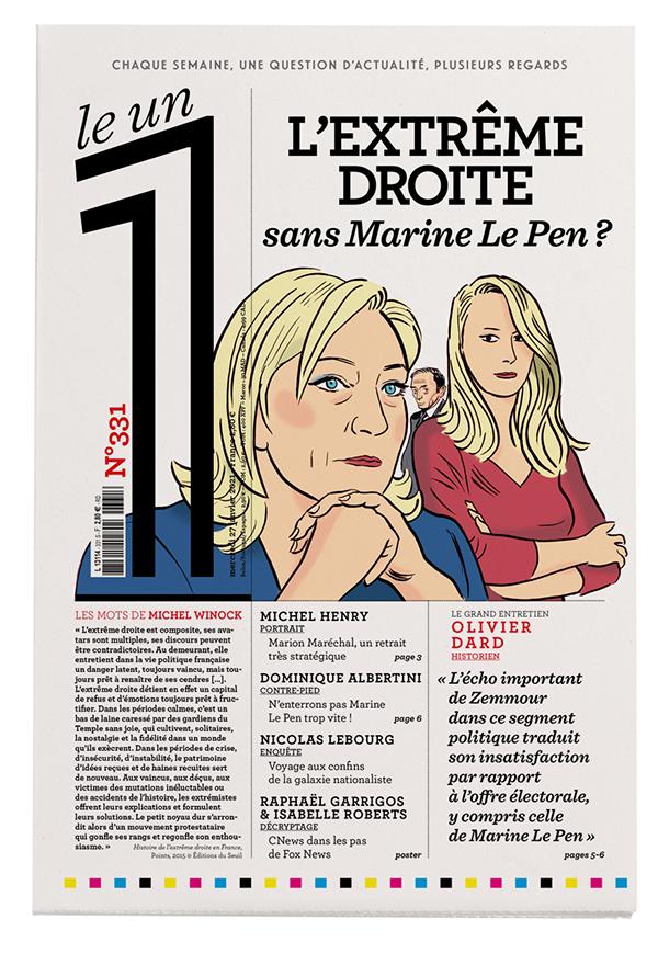 L'extrême droite sans Marine Le Pen ?