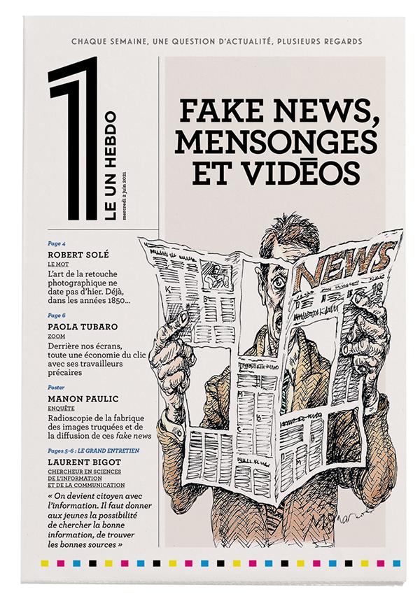 Fake news, mensonges et vidéos