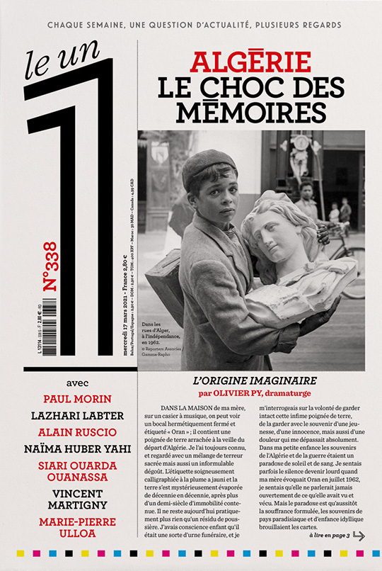 Algérie, le choc des mémoires