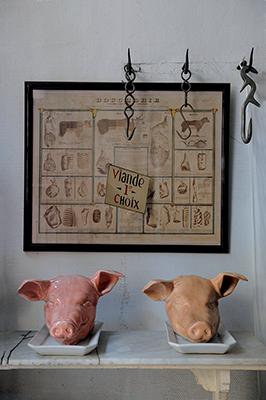 Contrepied (de cochon)
