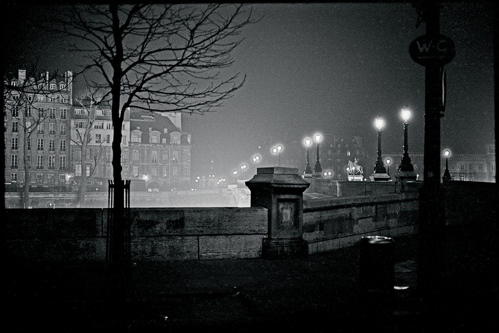 Pont-Neuf, Raymond Depardon © Raymond Depardon/Magnum Photos