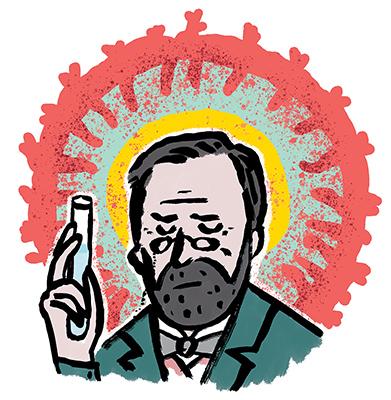<i>Pour Louis Pasteur</i>