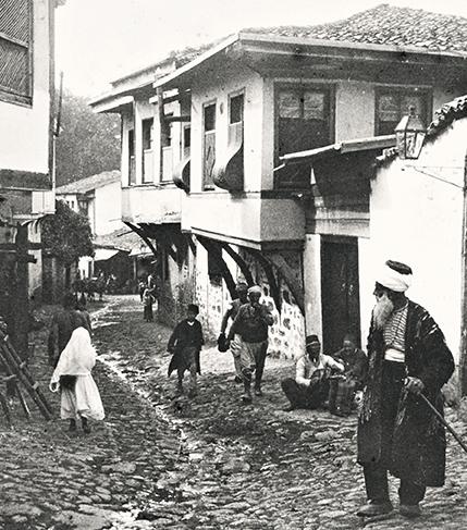 Rêveries sur les hauteurs de Stamboul