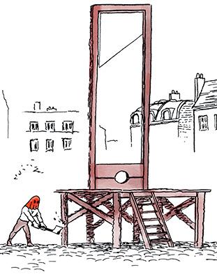Victor Hugo - L'échafaud