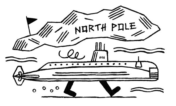 «L'Arctique est devenu un théâtre de la puissance»