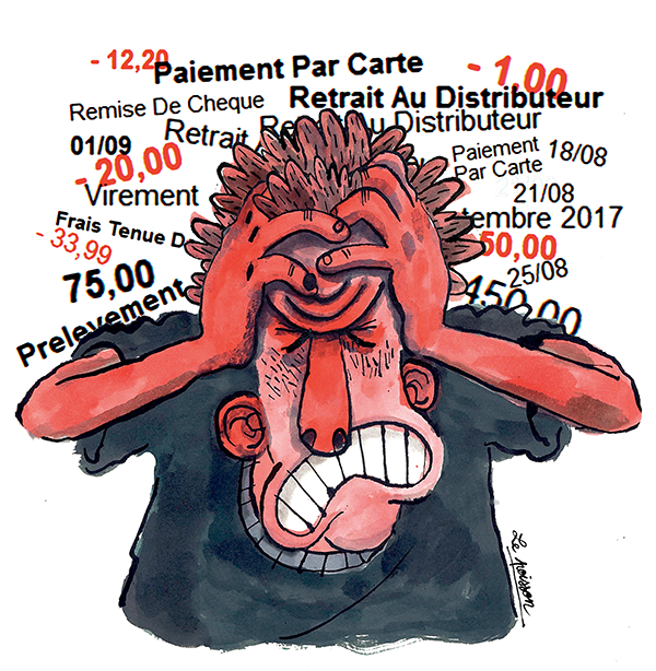 Fabrice et son «taf de Roumain»