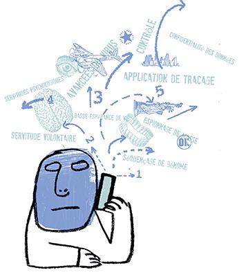 «Il nous faut retrouver uneforme d'hygiène numérique»